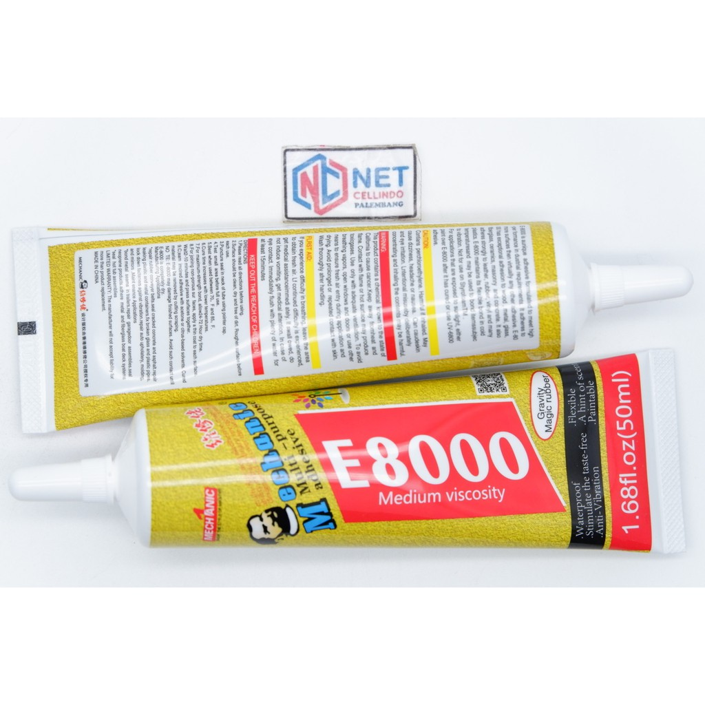 Lem Mechanic E8000 Lcd Touchscreen Multi Purpose Adhesive 50ml Frame Hitam T7000 15ml Kd 002515 Shopee Indonesia