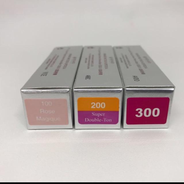 MENARD Stream One Touch Lipstick 100, 200