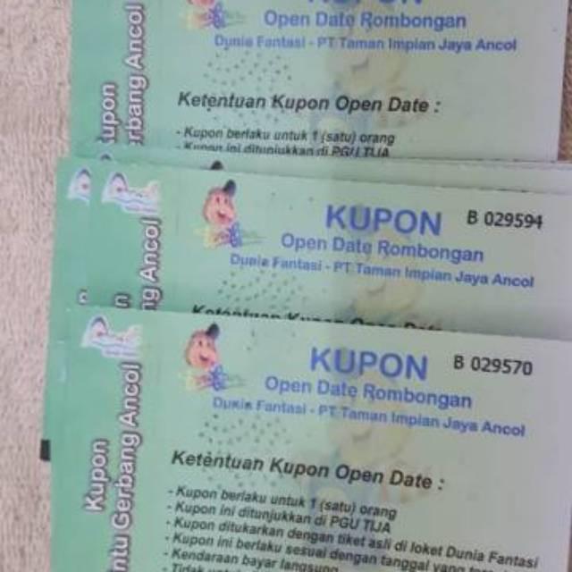 Tiket Dufan Tiket Ancol