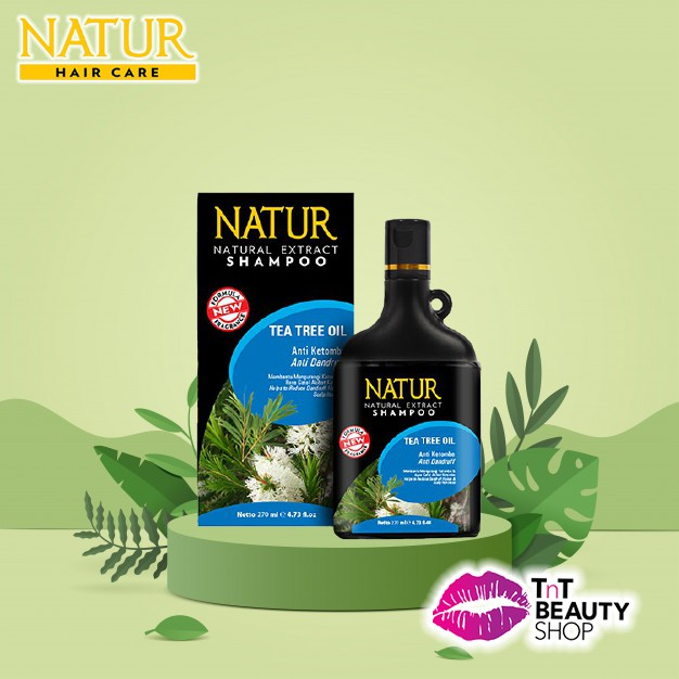 Natur Hair Shampoo Anti Dandruff