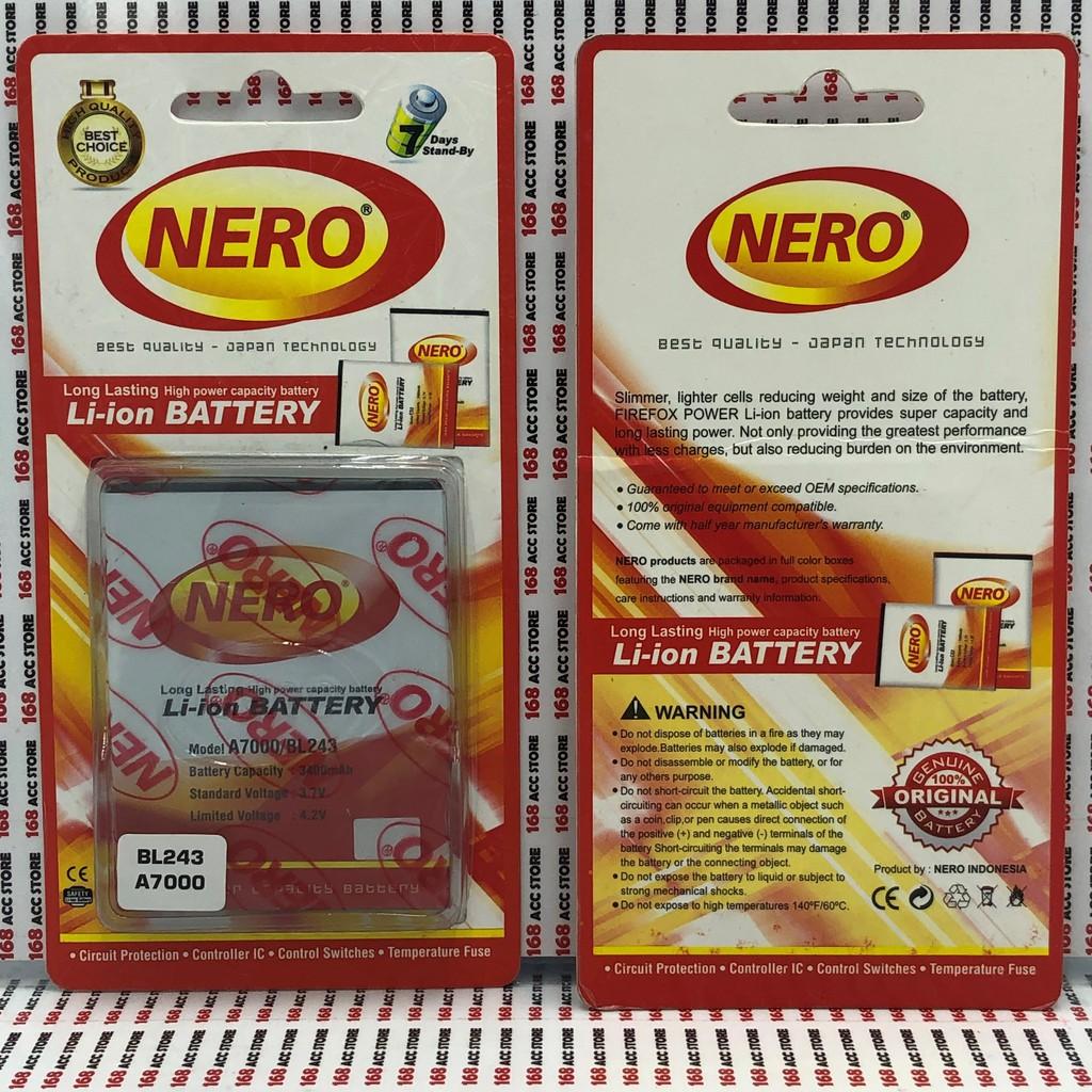 BATERAI LENOVO A7000 / BATERAI LENOVO A7000 PLUS / BATERAI DOUBLE POWER A7000 / BATERAI LENOVO BL243