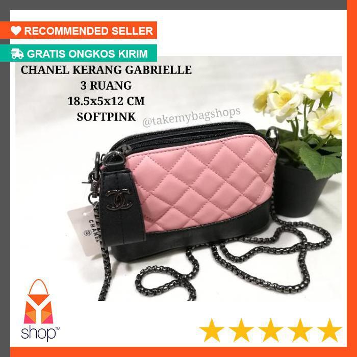 tas+chanel+dompet+tas+selempang - Temukan Harga dan Penawaran Online  Terbaik - Januari 2019  9c4ec6eb85