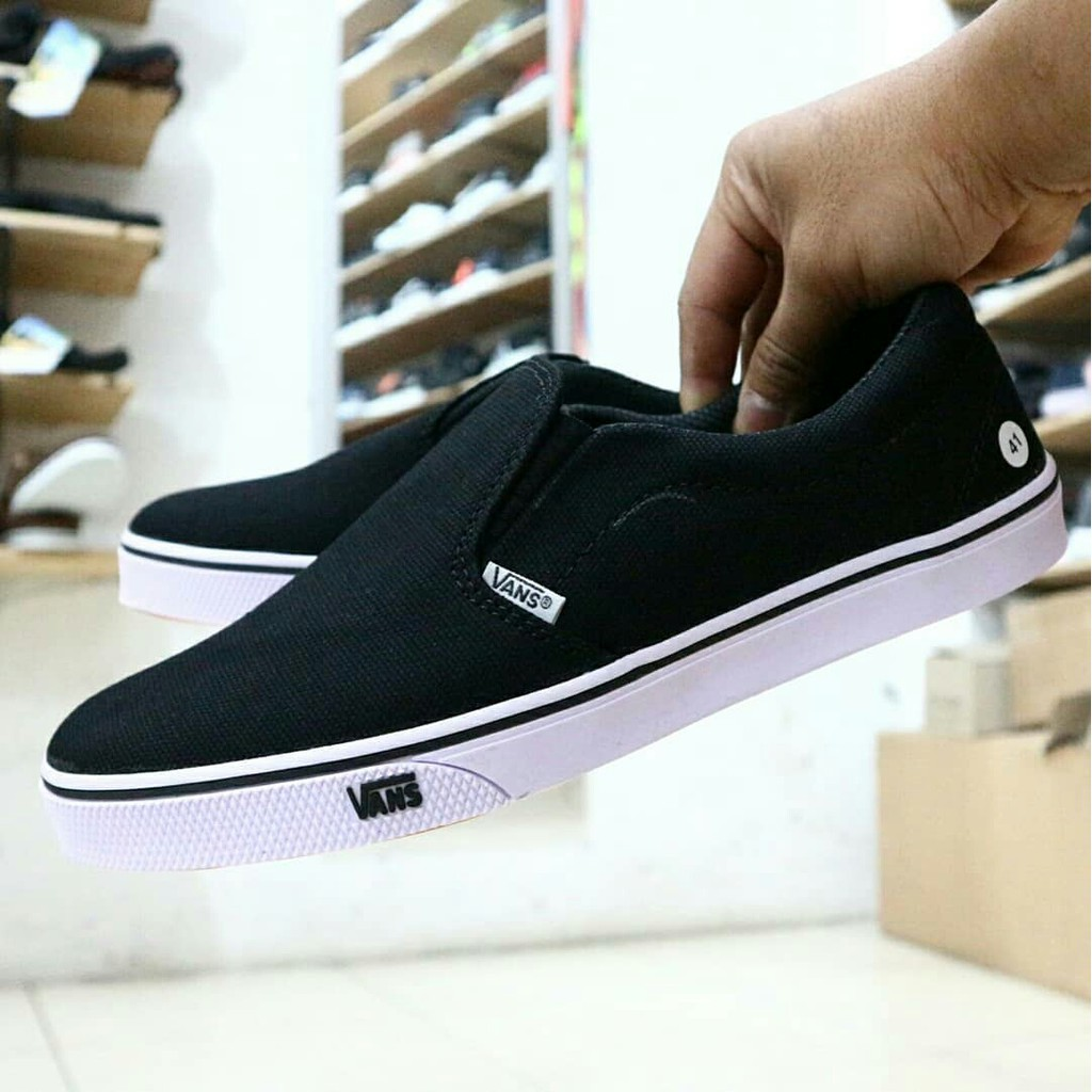 Dr Kevin Men Sneakers Slip On 5 Colors 9313 Black White Grey 13369 Hitam 41 Green Blue Fullch001 Shopee Indonesia