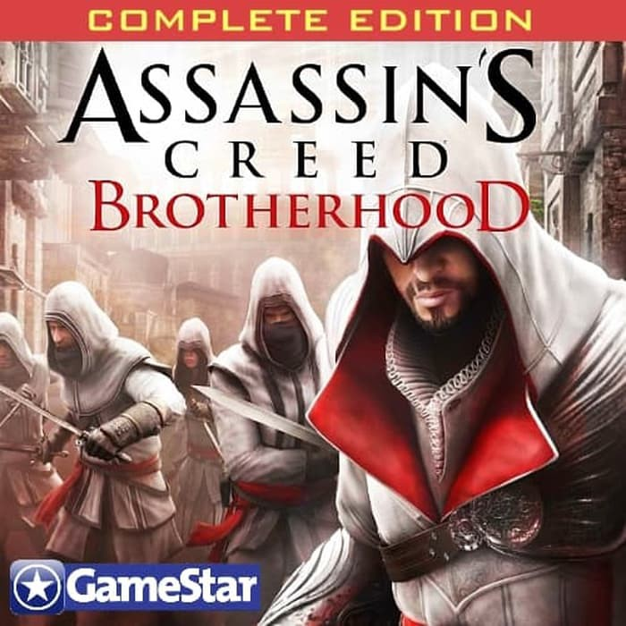 Assassin S Creed Brotherhood Complete Edition Game Pc Pc Games
