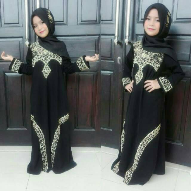 Baju Turki Anak Perempuan