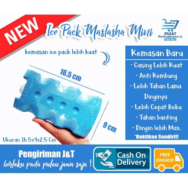 Ultra Cool Blue Ice Pack Lekuk Kecil Ice Pack Kotak Ice Pack Malang Shopee Indonesia