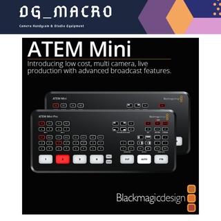 Blackmagic Design Atem Mini Pro Hdmi Live Stream Switcher Shopee Indonesia