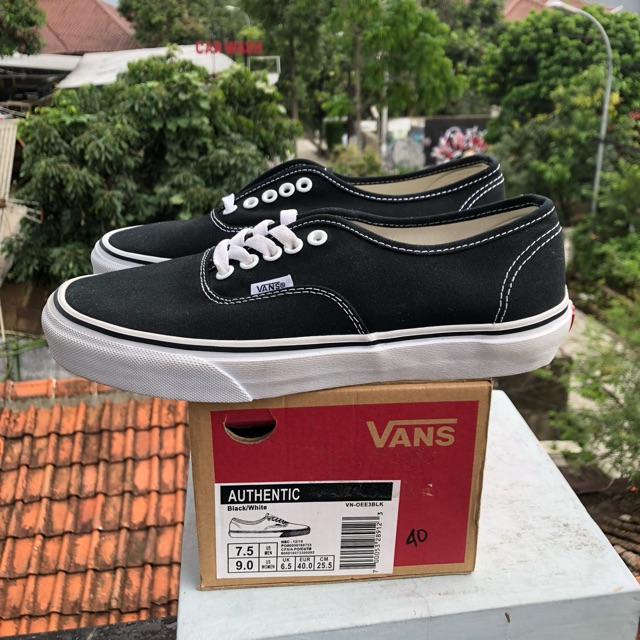fdbf47eeab Vans Authentic Classic Original Made In China BNIB Kode Waffle DT ...
