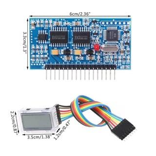Module PSW Pure Sine Wave EGS002 EG8010 & LCD Display Voltmeter Ampere