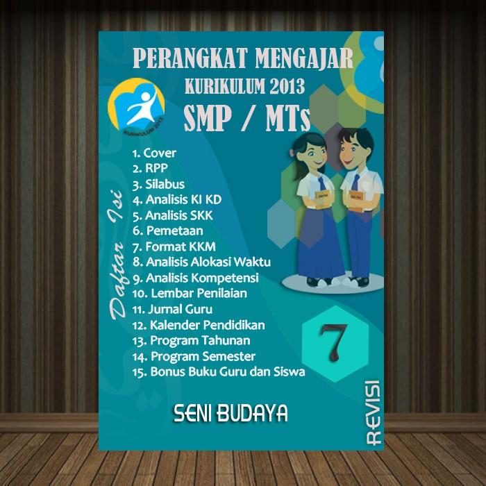 Rpp Revisi 2017 Seni Budaya Kelas 7 Shopee Indonesia