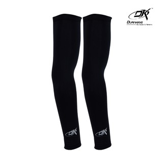 DK Arm Sleeve Solid Color Black