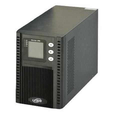 UPS LEXOS HP-910-S (ONLINE SERIES 1 KVA)