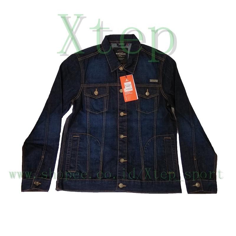3788f33864e1 Jaket Riding J549 - Blue Slash Jacket