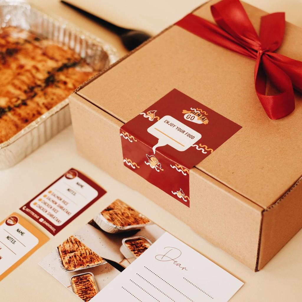 Mentai Go - Birthday Cake / Mentai Cake / Birthday Package