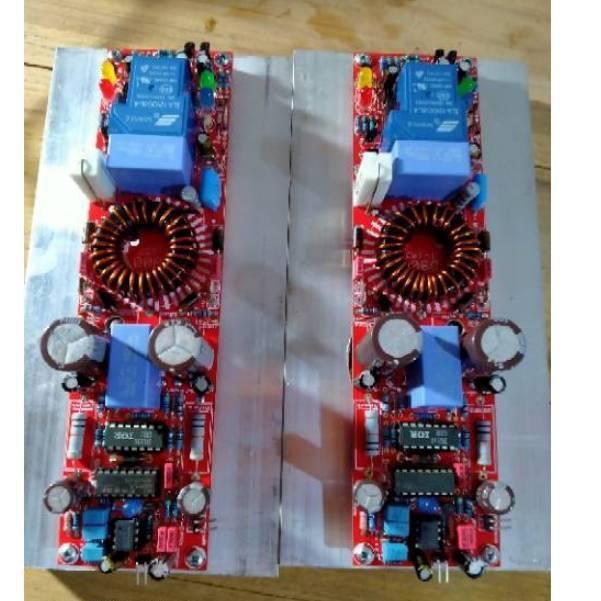 Harga Bersahabat!!klx-167   CLASS D 900 PRO dan STANDARD DOUBLE LAYER kit power amplifier