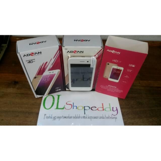 Hp 4G/LTE Advan i4D Android Lollipop 5.1 (RAM 1GB+ROM 8GB) | Shopee Indonesia