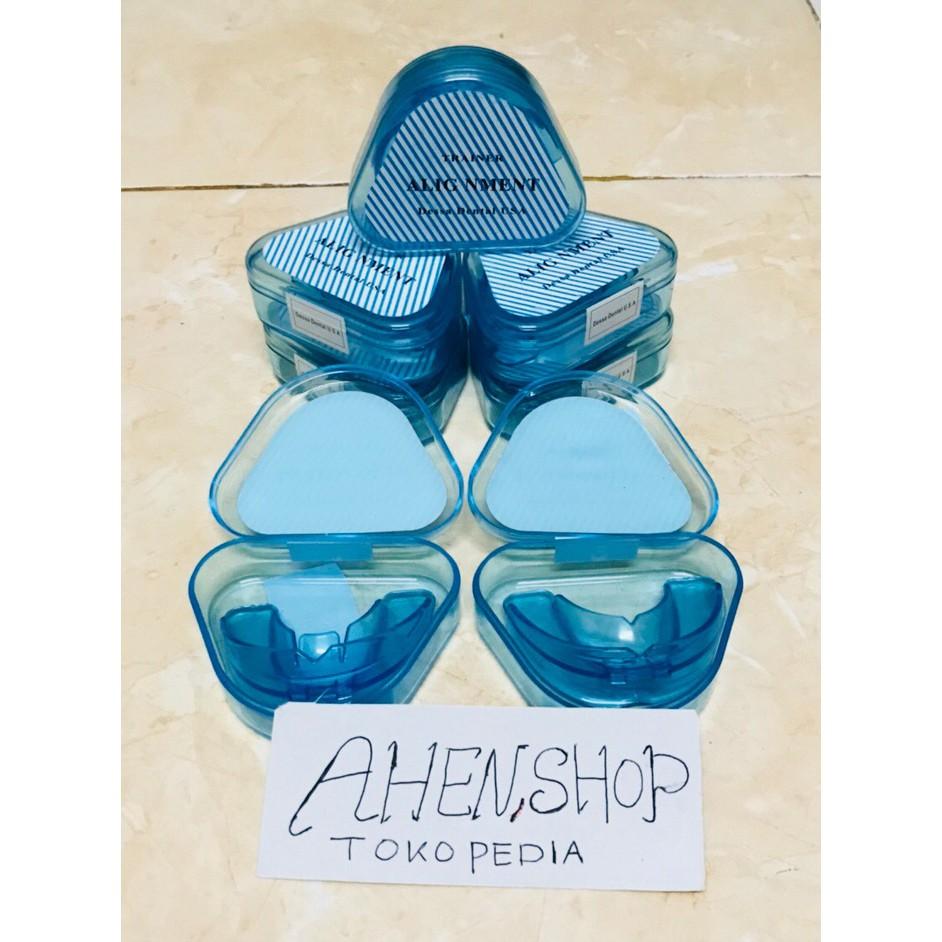 Cuci Gudang Orthodentic Retainer Teeth Trainer Aligment Behel Gigi Alignment Merapikan Terlaris Shopee Indonesia