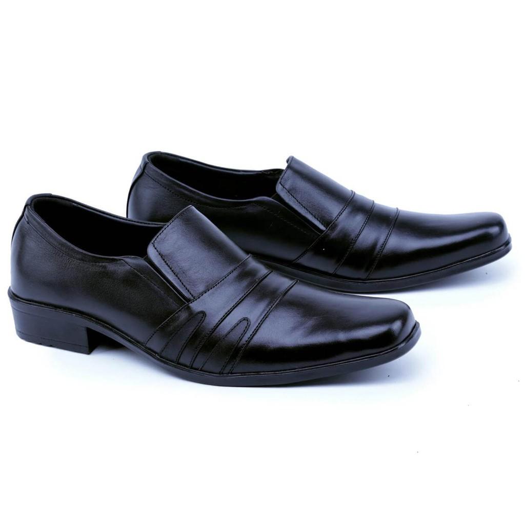 Garsel Shoes Sepatu Formal Pantofel Kantor Pria Gyp 0026 Dr Kevin Men 13199 Brown Cokelat Tua 41 Produk Baru Shopee Indonesia