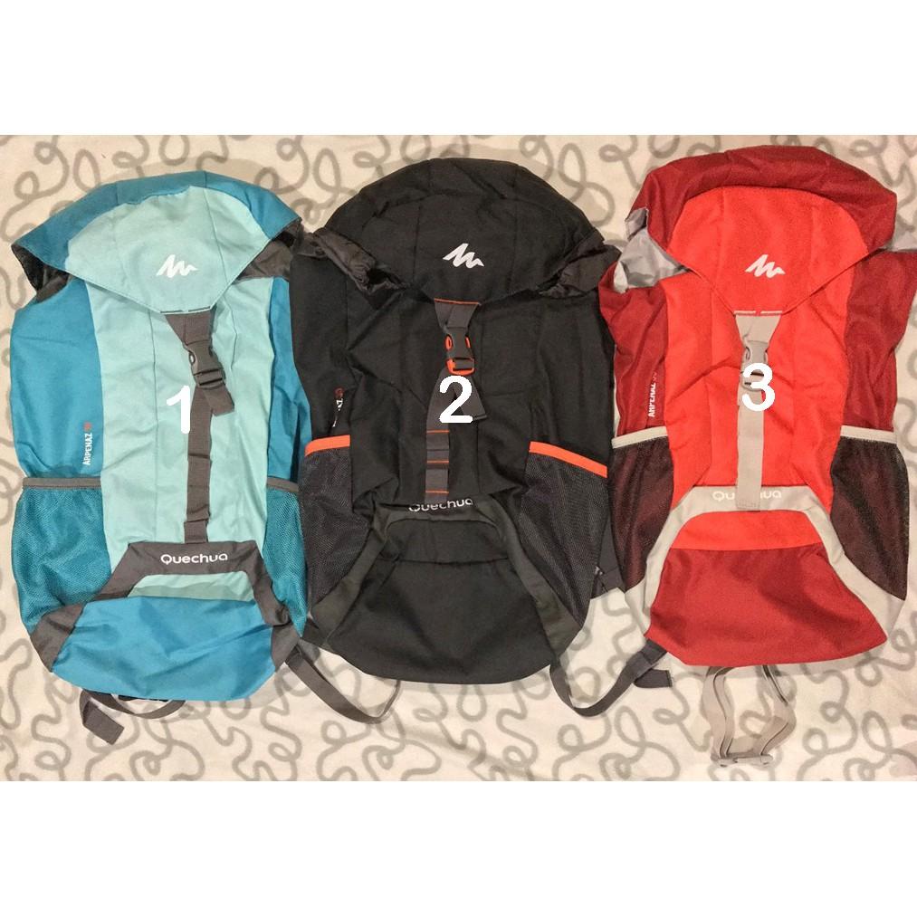Decathlon Quechua Tas Ransel Arpenaz 10l Daypack Backpack Original Anak 7l For Kids 100 Shopee Indonesia