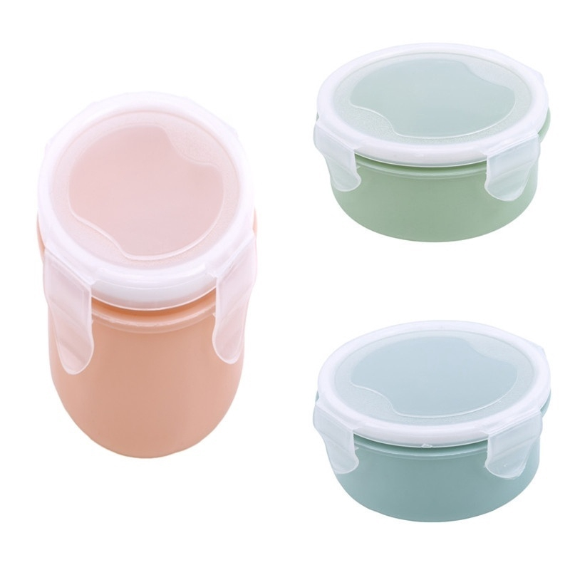 Preservation Box Lunch Box Kitchen Containers Crisper Sealed Set