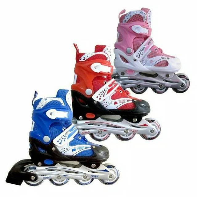 Sepatu Roda Inline Skate Sepatu Roda Anak Power Inline Skate POWER SUPERB  Model BAJAJ  ae3c7698f9