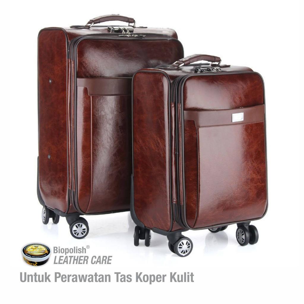 Semir Koper Kulit Biopolish Leather Care Shopee Indonesia Sepatu Shoe Polish