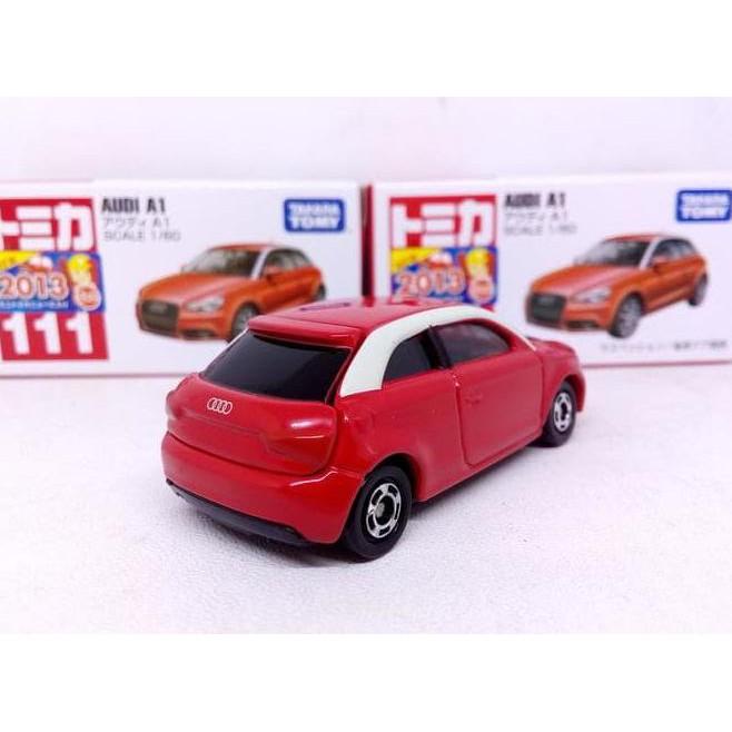 Barang Berkualitas Tomica No 111 Diecast Miniatur Mobil Audi A1 Merah Harga Promo Murah Shopee Indonesia