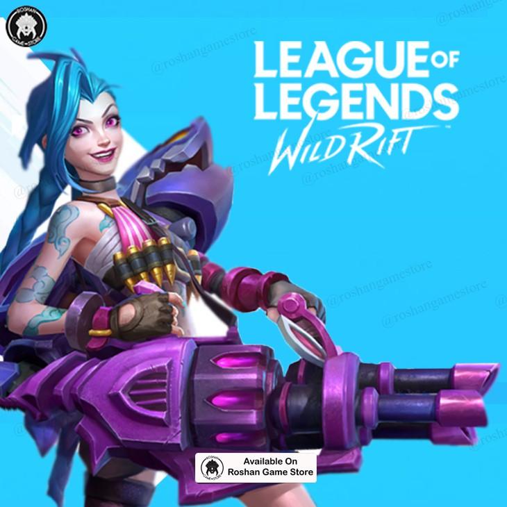 Top Up Wild Rift Cores League of Legends Core Legal Murah (650, 1350, 2100, 3600, 4250 Cores)