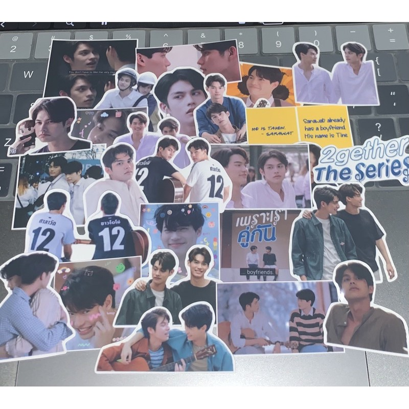 2gether series stickers