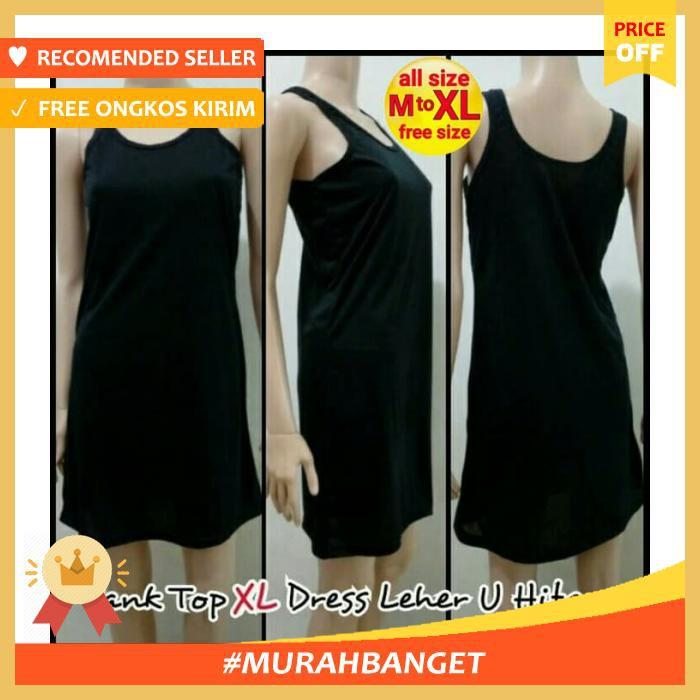 atasan+tank+top+dress - Temukan Harga dan Penawaran Online Terbaik - September 2018 | Shopee Indonesia