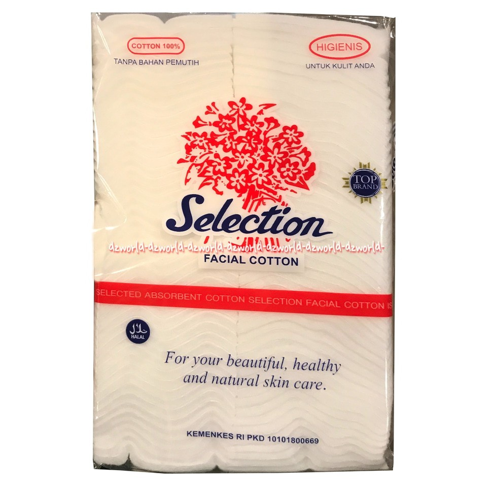 Glovv Id Pembersih Make Up Wajah Super Irit Tanpa Kapas Dan Toner Paket Isi 3 Selection Facial Cotton 50 Gram Perpack Shopee Indonesia