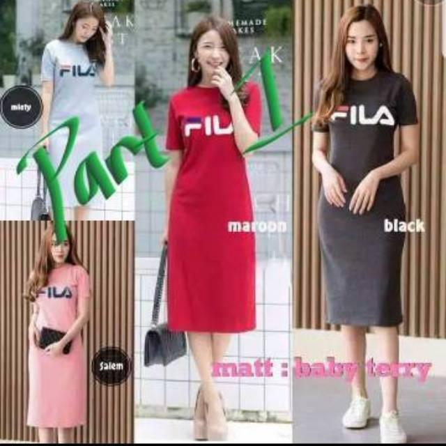 Dress fila  54199448e9