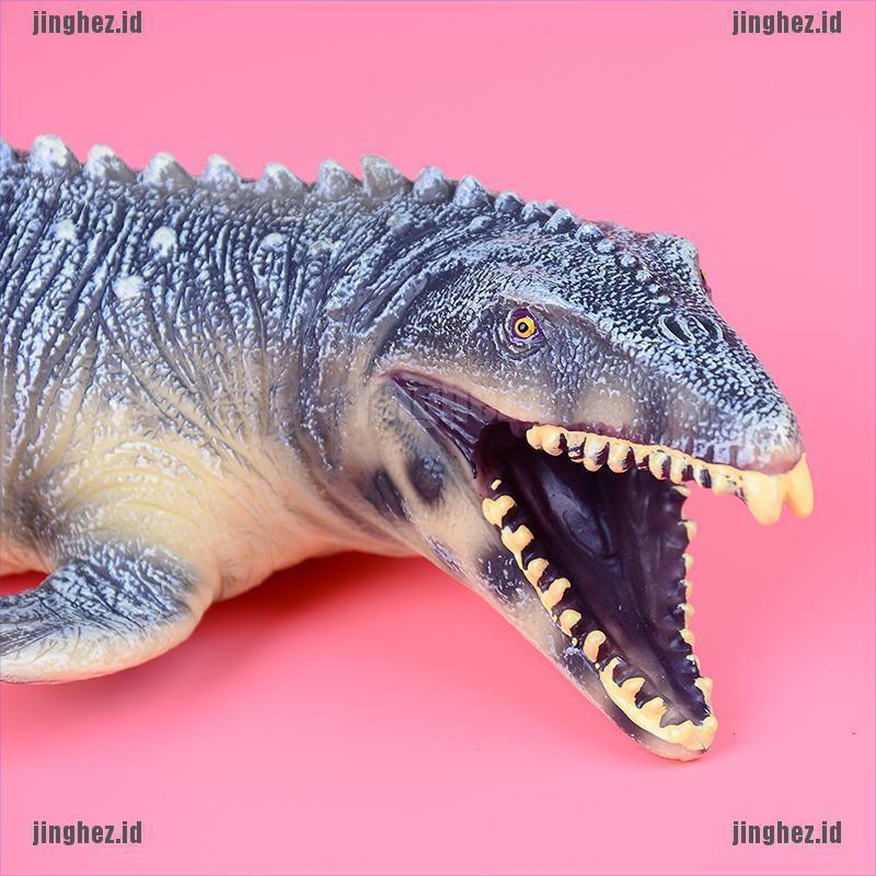 Large Soft PVC Dinosaur Toy Education Dino Action Figure Exquisite Detail B