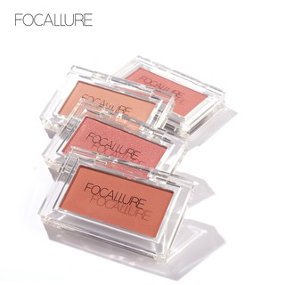 Focallure Blush On Pressed Powder Natural monochrome blusher multi-color powder thumbnail