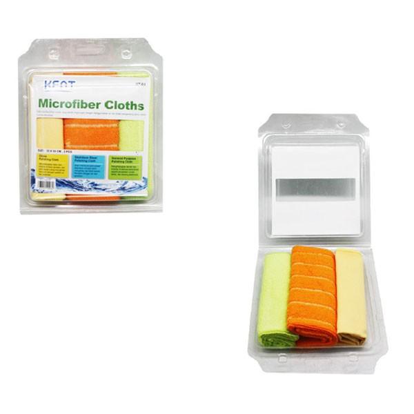 Kenmaster KT-03 Lap Microfiber Cloths ...