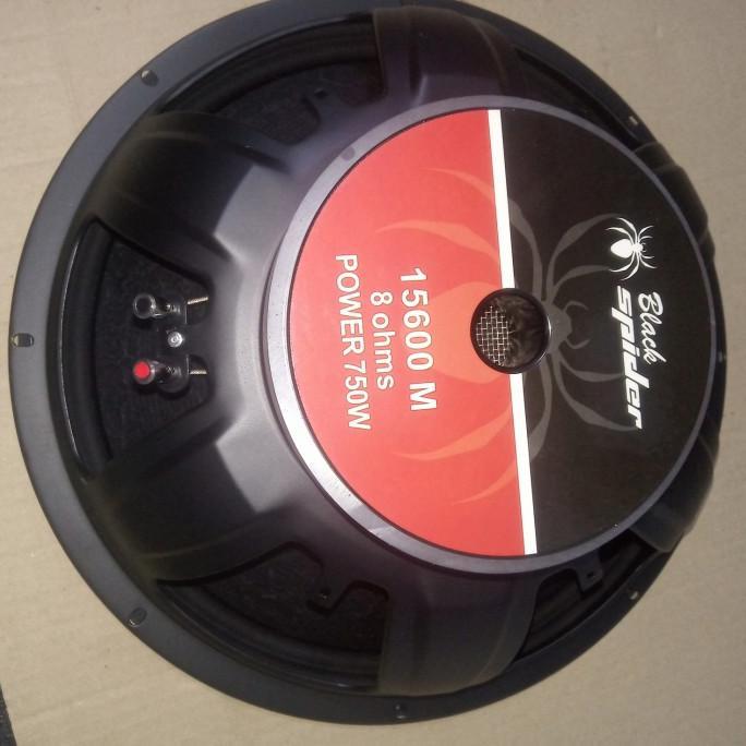 Speaker 15 Inch Black Spider 15600 Original Termurah