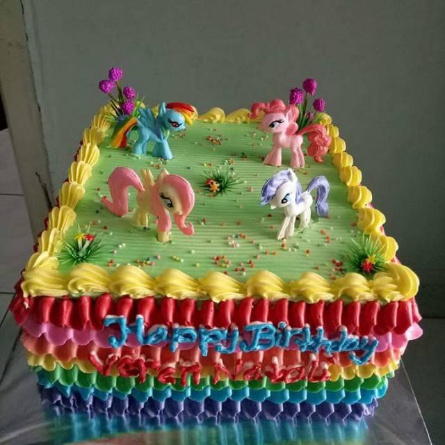 Kue Ulang Tahun Shopee Indonesia