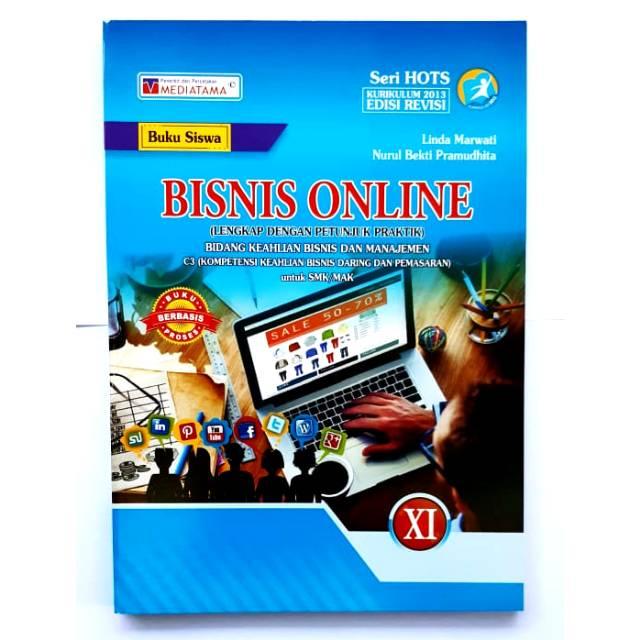 Soal Pemasaran Online Kelas 11 - Revisi Sekolah