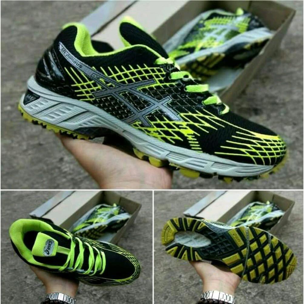 Sepatu Volly Asic Gel Kayano 22 Hitam Biru Terbaik Shopee Indonesia Volley Voli  Mitzuda Light Verza 864128b35b