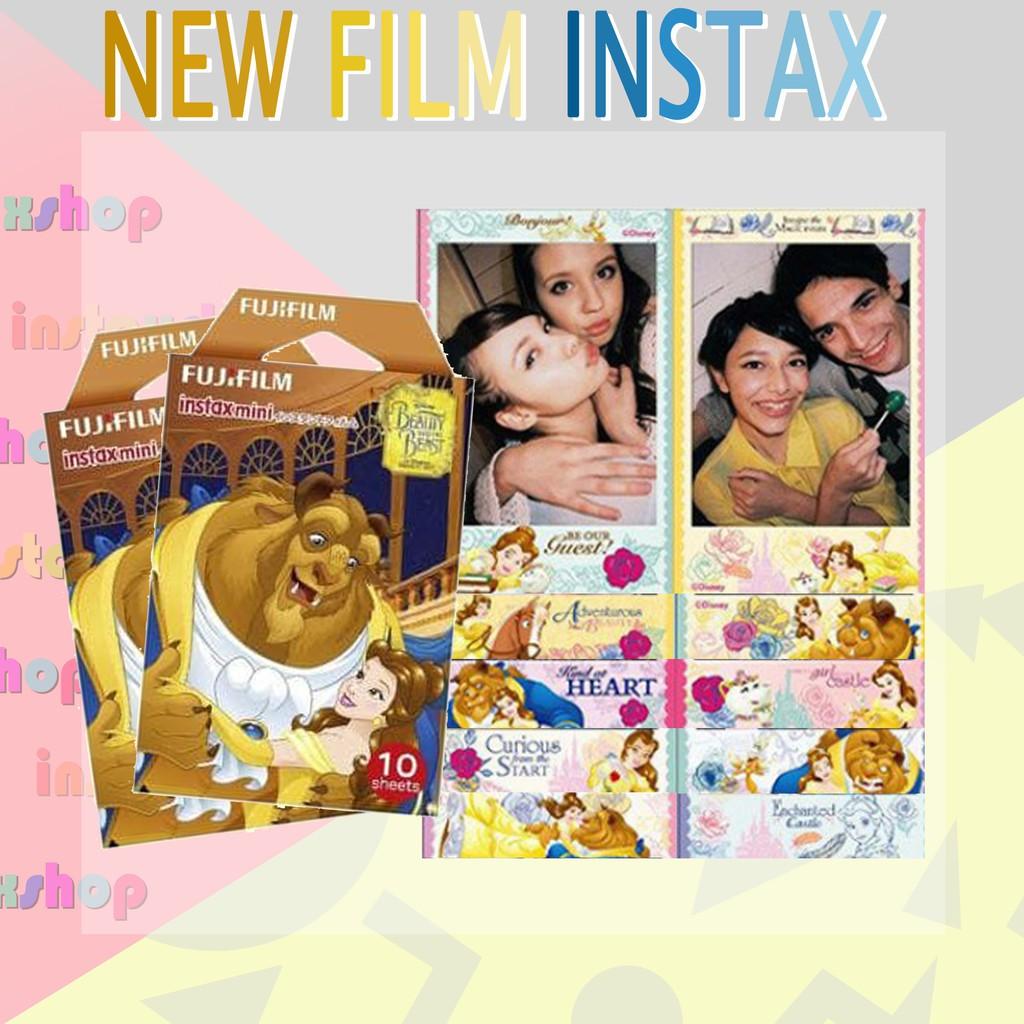 Fujifilm Instax Wide Film Monochrome Single Shopee Indonesia 20 Lembar
