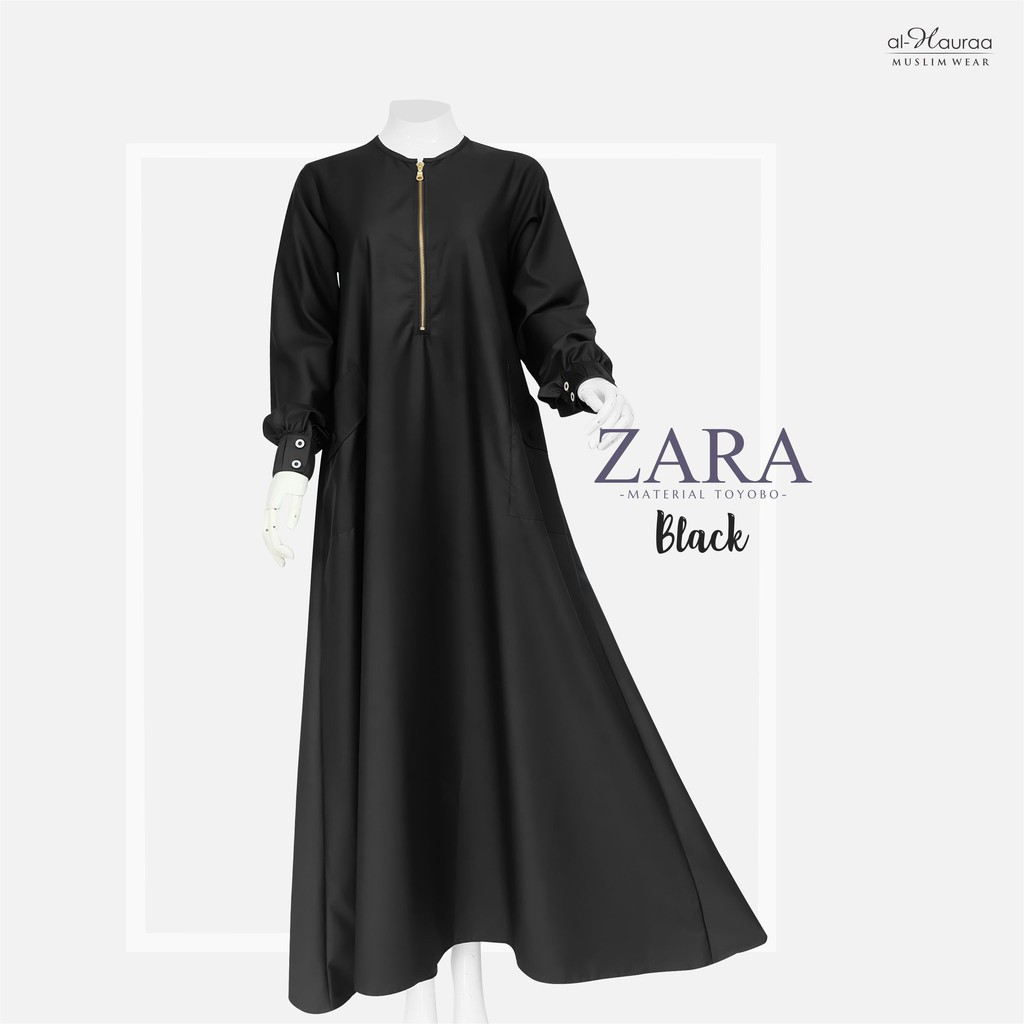 Gamis Zara Toyobo by A Hauraa