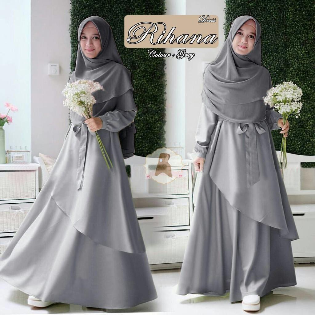 Promo Harga Zoya Inner Dress Gamis Muslimah Ummi Warna Mint Drill Mata Bor Hss Nachi Bukan Guhring Juga Guehring 7mm Hijab Shopee Indonesia L
