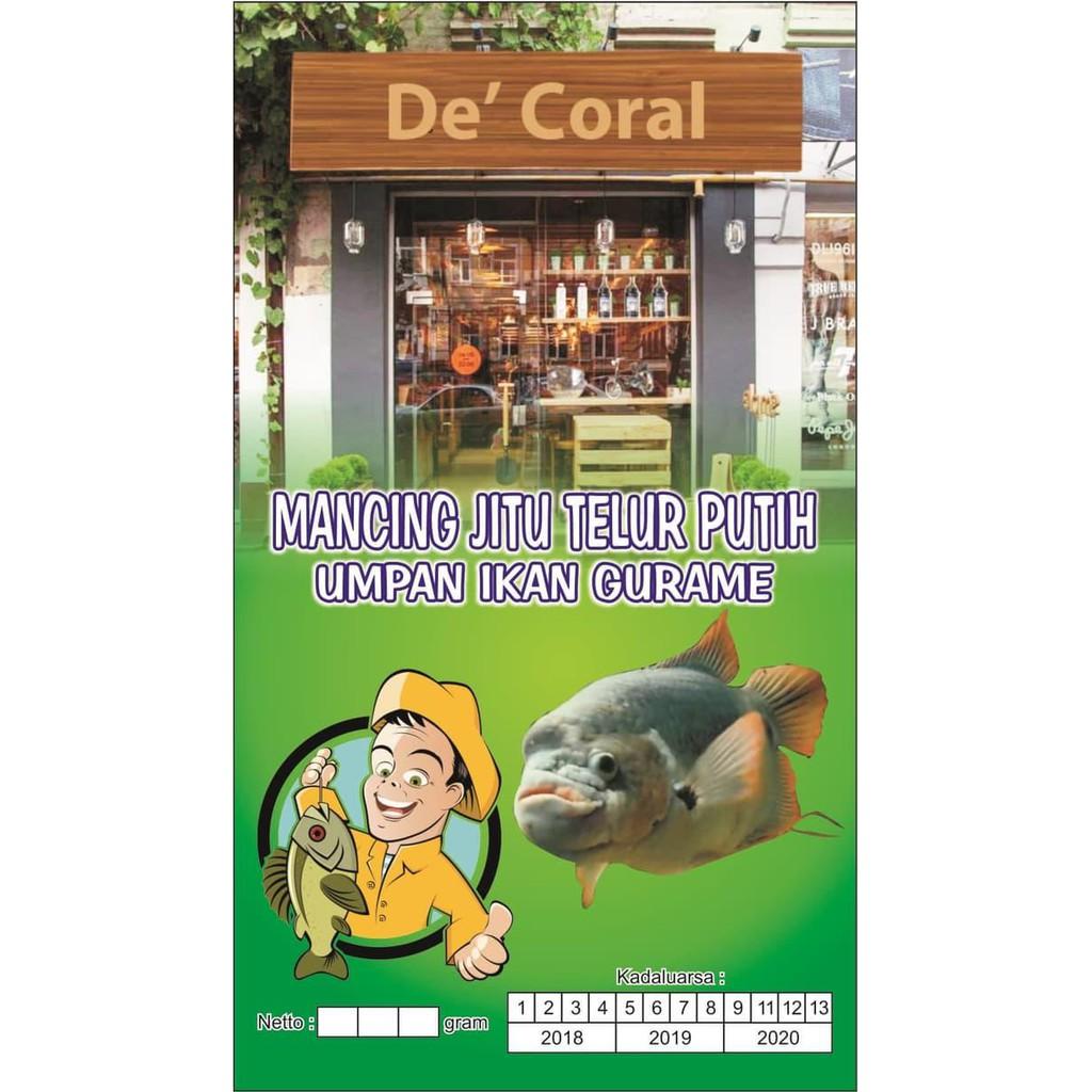 Umpan Pancing Umpan Umpan Ikan Gurame Umpan Mancing Limited Shopee Indonesia