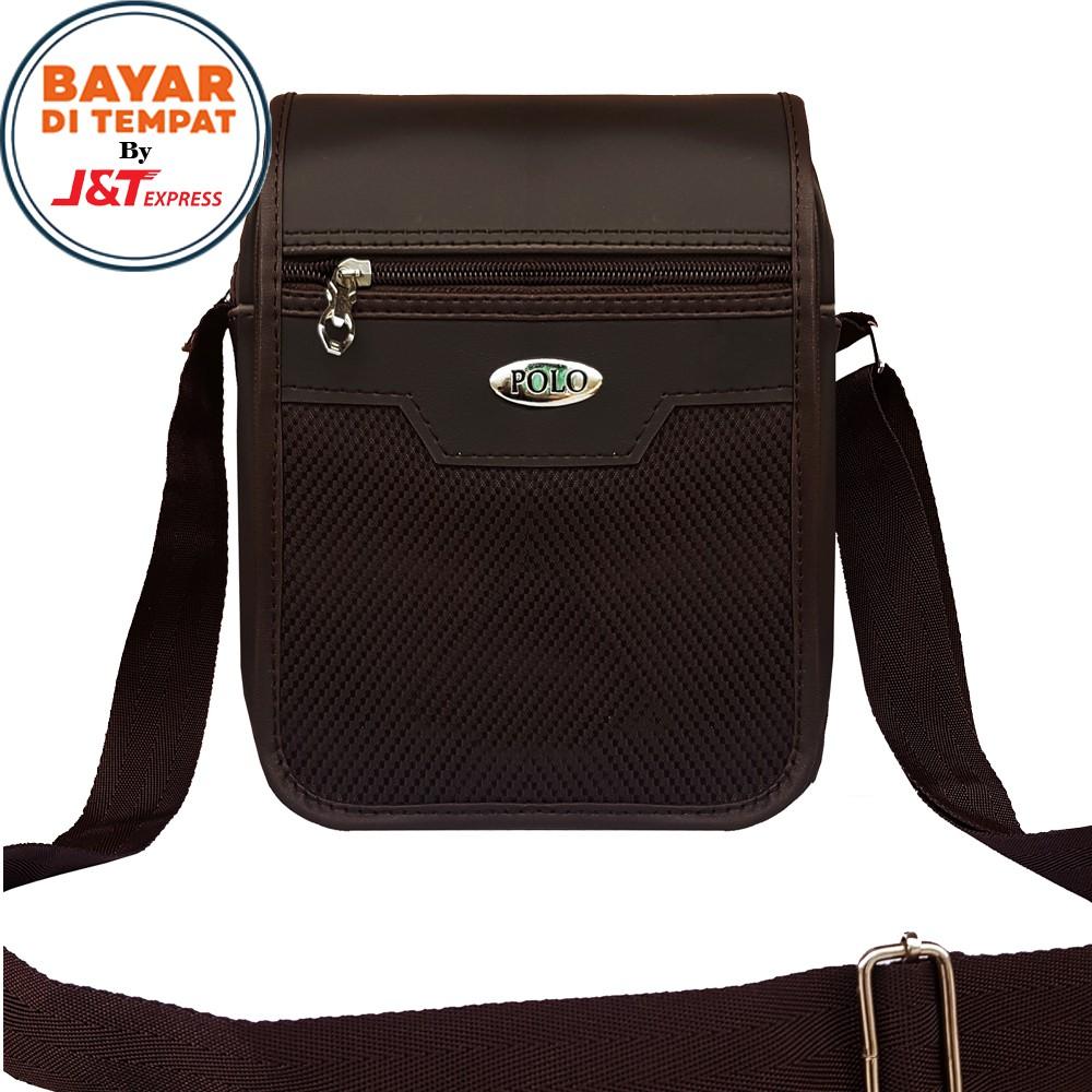 korrr105 JM 03 Tas Jeep Messenger Selempang Kulit Pria Premium Import  fe95d070ff