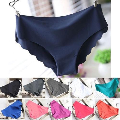 🚚COD✅ Celana Dalam Wanita Bahan Katun Celana Dalam Bolos Simple ... f23e1b1b51