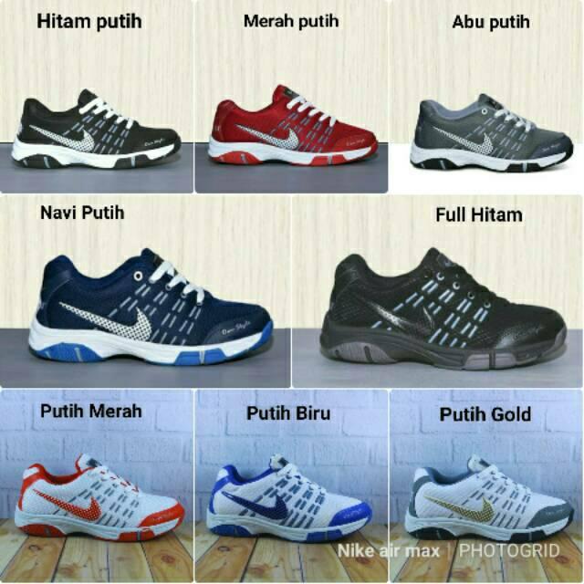 Sepatu nike badminton pria olahraga  8cc4848117