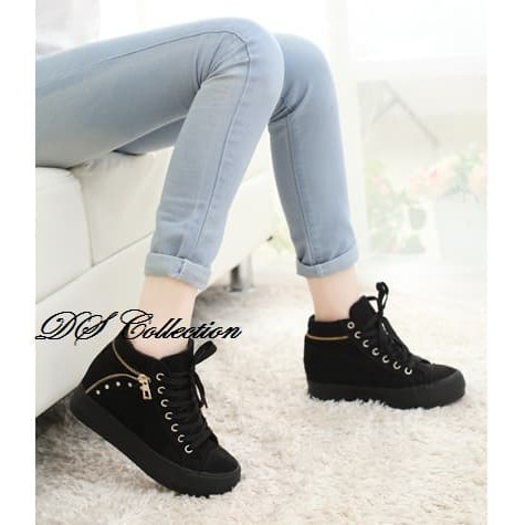 NEW BOOTS R01 HITAM