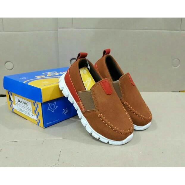 13950bb799c Sepatu Sneakers Running Anak cowok cewek Kids Sekolah Dans Original turun  harga 23 590