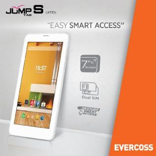EVERCOSS AT1D Jump Tab S - 7' LCD WVGA, 512 MB RAM, Dual Core