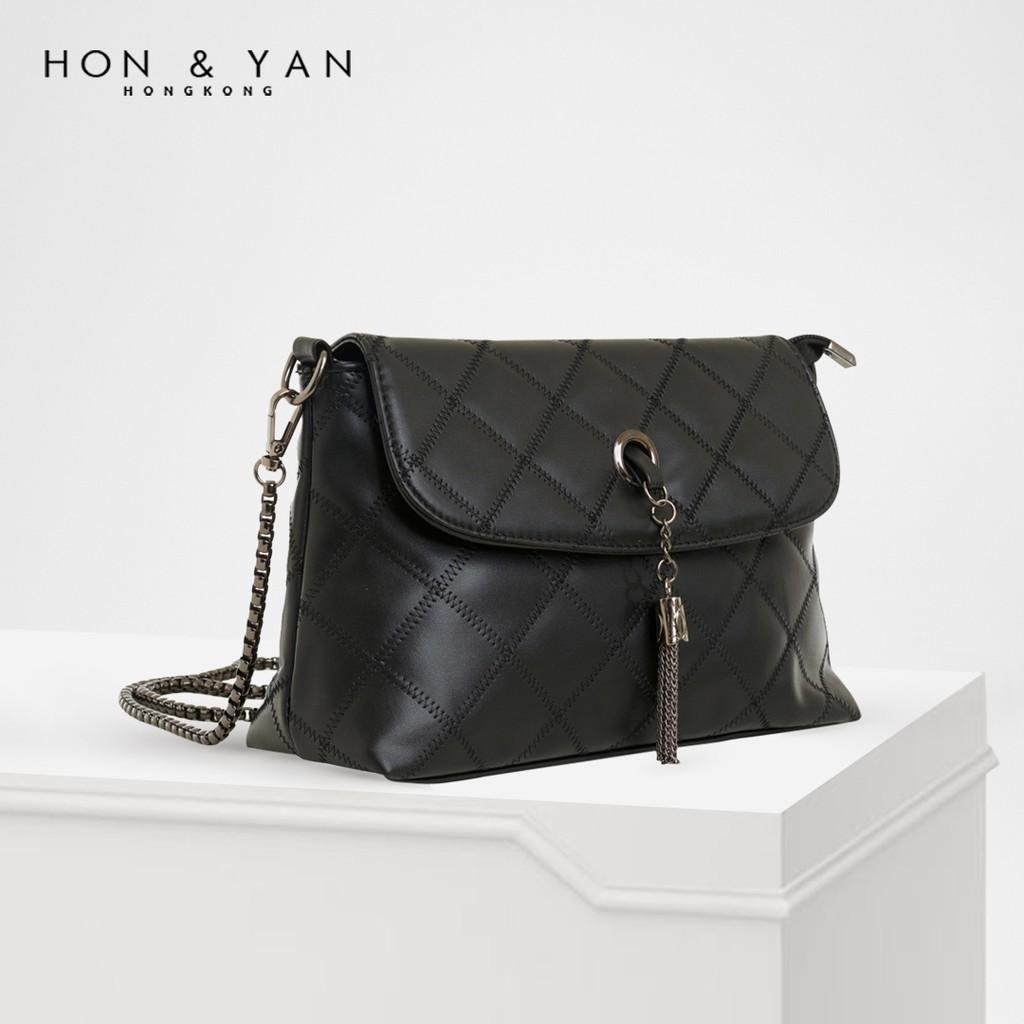 HONYAN Tas Selempang Wanita Murah 2in1 Model slingbag ...